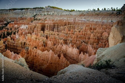 Hoodoos of Bryce Canyon, Utah