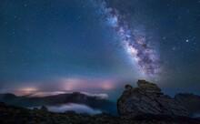 Rocks Under The Beautiful Star...