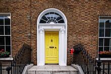 Colorful Georgian Doors In Dub...