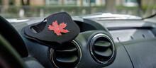 Happy Canada Day. Patriotic In...