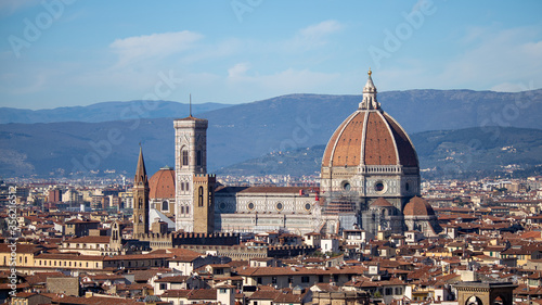Florence Italy, Europe, views of and from the Duomo