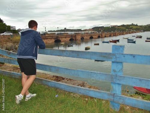 Photo Mirando al río