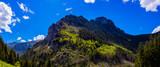 Dolina Kościeliska w Tatrach Zachodnich w Tatrzańskim Parku Narodowym