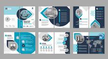 Brochure Creative Design. Mult...