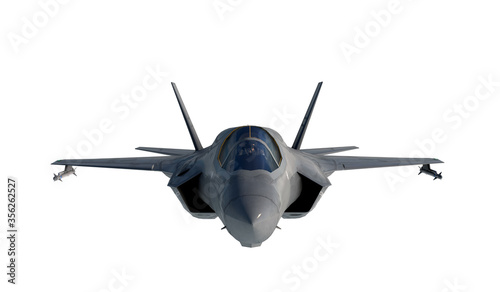 F 35 , american military fighter plane Canvas