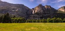 View Of Upper Yosemite Falls I...