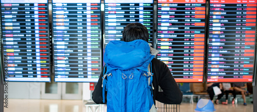 Vacation travel concept Fototapet
