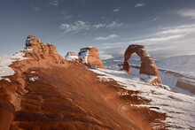 Delicate Arch, Arches National...