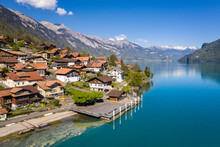 Idyllic Oberried Village By Th...