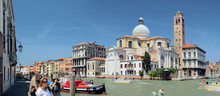 Panoramic View Of Grand Canal ...