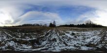 Winter Rural Landscapes HDRI P...