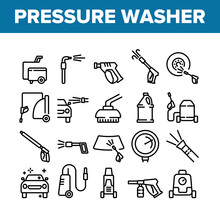 Pressure Washer Tool Collectio...