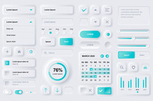 User Interface Elements For Fi...