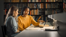 University Library: Two Gifted...