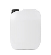 Plain Medium Plastic Gallon Container