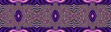 Purple Black Peach Wild Fracta...