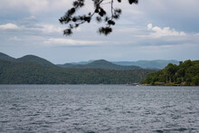 Summer Day At Lake Jocassee In...