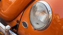 Classic Vintage Car Headlight