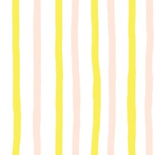 Vertical Pink And Yellow Hand ...