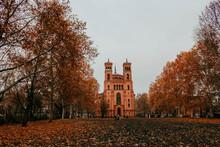 église Saint Thomas De Berlin...