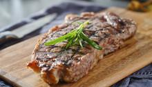 Grilled New York Strip Steak R...