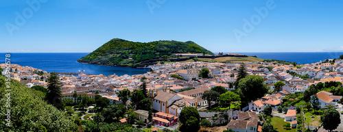 Fotografie, Obraz Angra do Heroísmo, Açores