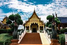 CHIANGMAI, THAILAND, Wat Den S...