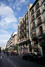 Calle Mayor, Old Madrid City C...