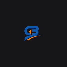 GB Letter Unique Modern Logo And Icon Vector
