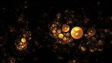 Abstract Holiday Background Wi...