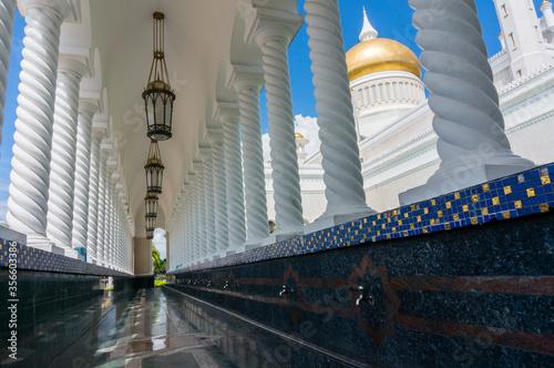 Fotografija Ablution place Masjid Sultan Omar Ali Saifuddin Mosque in Bandar Seri Begawan, Brunei Darussalam