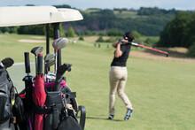 Golfplatz - Golfsport