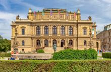 The Rudolfinum - Prague