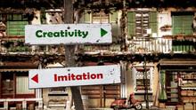 Street Sign Creativity Versus ...