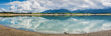 Berge Am See - Forggensee Pano...