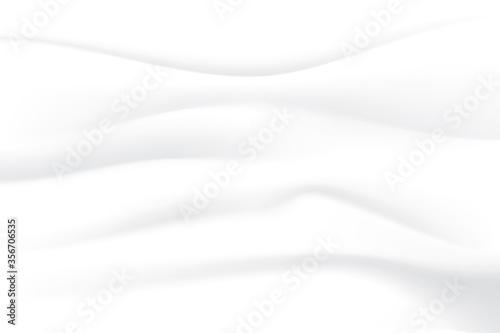 Photo white cloth texture wave grey shadow soft