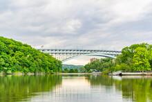 The Henry Hudson Bridge Locate...