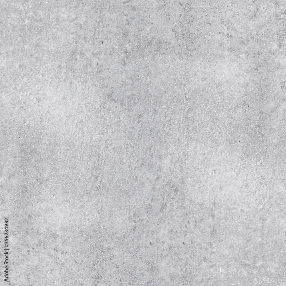 Fototapeta White gray concrete stone cement wall banner background square