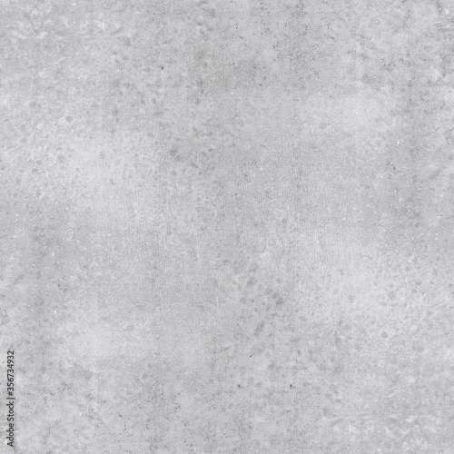 Fototapeta White gray concrete stone cement wall banner background square obraz