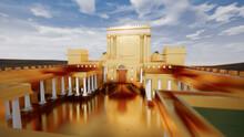 Golden Temple Of Jerusalem