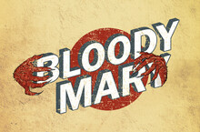 Bloody Mary Cocktail Vintage L...