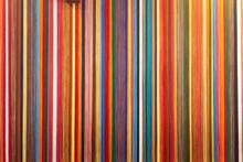 Tejido De Hilo Multi Color