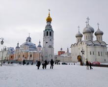 Town Square The Kremlin The Ch...