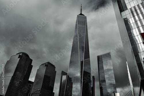World Trade Center, New York Canvas Print