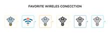 Favorite Wireles Conecction Ve...