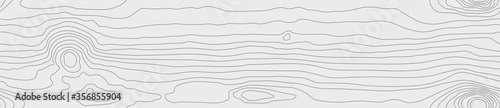 Obraz Seamless wooden pattern. Wood grain texture. Dense lines. Abstract white background. Vector illustration - fototapety do salonu