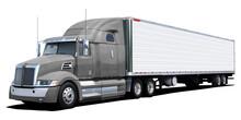 American Western Star Truck Wi...