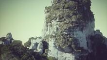 Sharp Sandstone Cliffs Of Morr...