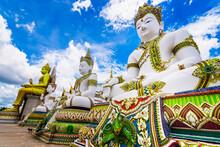 Nakhon Pathom, Thailand - June...