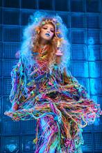 A Fashionable, Beautiful Girl ...